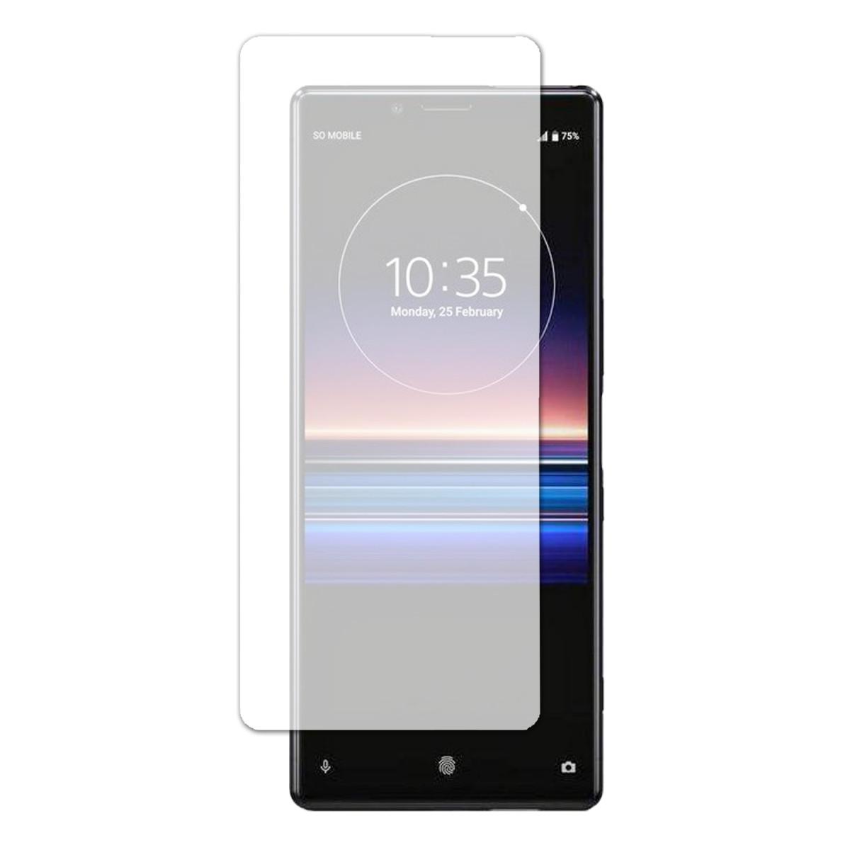 Гідрогелева захисна плівка для смартфонів Sony (1/5/XZ3/L2/XA2 Plus/10 Plus Dual та інші)