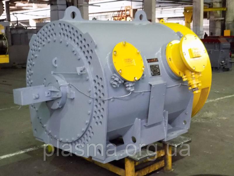 Електродвигун 1ВАО-560LA6 У2,5 630 кВт/1000 об