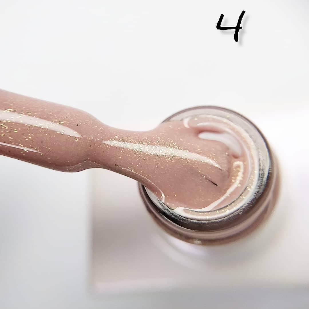 База каучуковая камуфлирующая с шиммером Master Professional Sparkle №04 10 мл