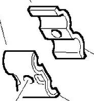 Зажим MP10224 Perkins, Перкинс, Перкінс, Запчасти Перкинс, Запчасти Perkins, ремонт Перкинс, двигатели Perkins