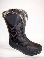 Сапоги-дутики женские зимние теплые комфортные