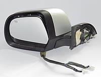 Зеркало заднего вида наружное левое с подогревом с камерой Nissan Leaf AZE0 (10-17) 96302-4NC0B, фото 1