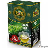 Зеленый чай Rivon Спеціал Рекое SPGP 100г, фото 1