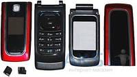 Корпус Nokia 6555 с клавиатурой Red