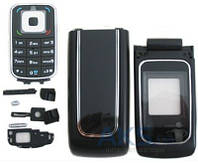 Корпус Nokia 6555 с клавиатурой Black