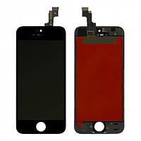 Дисплейный модуль для iPhone 5s / SE (Black) Original OEM в рамке Черный