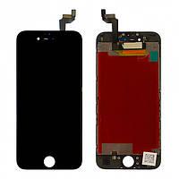 Дисплейный модуль для iPhone 6s Черный (Black) High Copy In-Cell в рамке