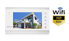 WiFi AHD 960P видеодомофон Jarvis JS-71MW HD+ WiFi