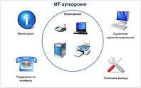 IT-АУТСОРСИНГ Приходящий системный администратор. Обслуживание фирм 24/7.