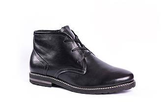 Ботинки мужские Berg черные