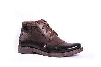 Зимові черевики Fado коричневі