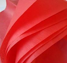 Бумага тишью 55х60 см (5 шт), цвет красный