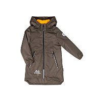 """Куртка для девочки, арт.31-ВД-20, возраст от 5 до 8 лет. Размер: 110. хаки. TM """"ЭВОЛЮШН (GOLDY)"""" 31-ВД-20. Украина."""