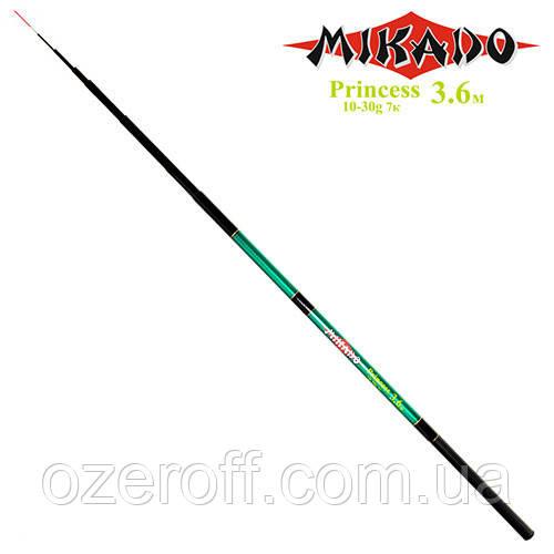 Удилище Princess Mikado 3.6 м 10-30 г (SFT-361030)