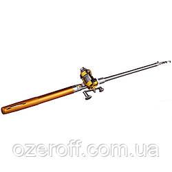 Удочка-мини Fishing Rod in Pen Case TV Shop