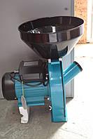 Кормоподрібнювач 2.0кВт до 250кг/ч (зернові і качани) SIGMA