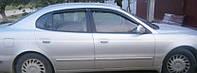 Дефлекторы окон Daewoo Leganza Sd 1997-2008 | Ветровики Део Леганза