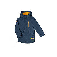 """Куртка для мальчика, арт. 18-ВМ-19, возраст от 5 до 8 лет. Размер: 110. джинс. TM """"ЭВОЛЮШН (GOLDY)"""" 18-ВМ-19. Украина."""