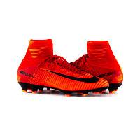 Бутси пластик Бутси Nike JR MERCURIAL SUPERFLY V DF FG 38