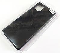 Чохол для Samsung Galaxy Note10 Lite N770 / Samsung Galaxy A81 матовий Silicone Case Full Cover Macarons Color