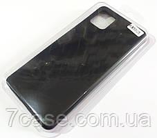 Чехол для Samsung Galaxy Note10 Lite N770 / Samsung Galaxy A81 матовый Silicone Case Full Cover Macarons Color