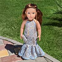 Говорящая интерактивная кукла Ника (48 см): поет песню и рассказывает стих на украинском языке