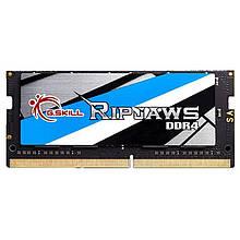 SO-DIMM 4GB/2400 DDR4 G.Skill Ripjaws (F4-2400C16S-4GRS)
