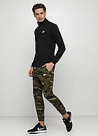 Брюки Брюки Nike M NSW CLUB CAMO JGGR FT 2XL, фото 1