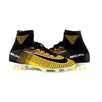 Бутси пластик Бутси Nike MERCURIAL SUPERFLY V DF FG JR 38.5