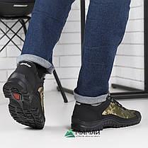 Зимние кроссовки камуфляж на хутре 41,42,45р, фото 2