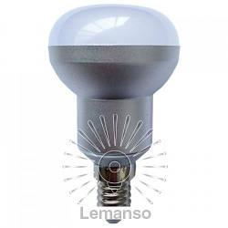 Лампа Lemanso R-50 60W матовая