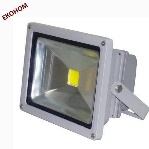 Прожектор LED ЭКОНОМ 30w 6400K IP65 1LED LEMANSO серый / LMP3-30