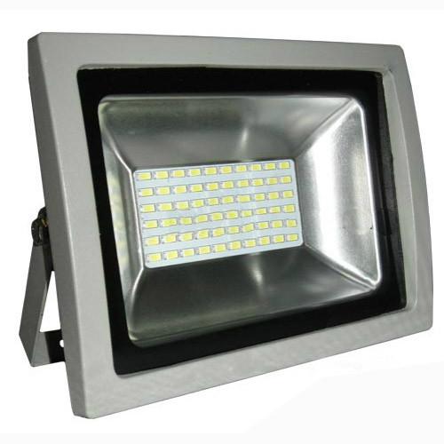 Прожектор LED 15w 6500K IP65 30LED LEMANSO серый / LMP7-15