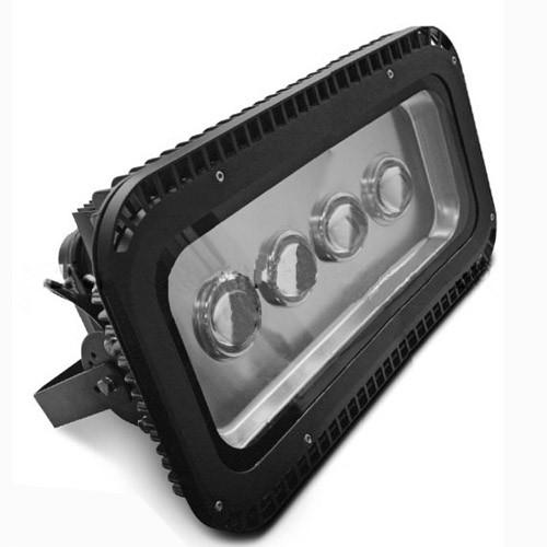 Прожектор LED 200w 6500K IP65 4LED LEMANSO чорний з лінзами/ LMP6-200