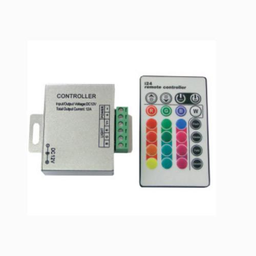 Контроллер LEMANSO для св/ленты 12V 144W 10 метров / LM807