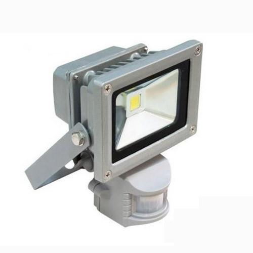 Прожектор LED 30w 6500K IP65 1LED LEMANSO серый с датчиком / LMPS30