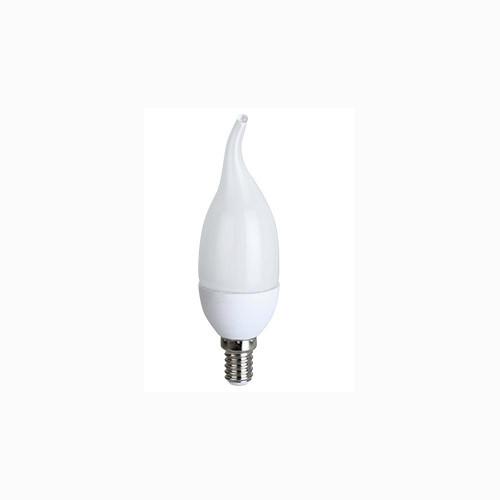 Лампа Lemanso св-ая C37T E14 7,5W 550LM 2700K / LM702 с хвостом