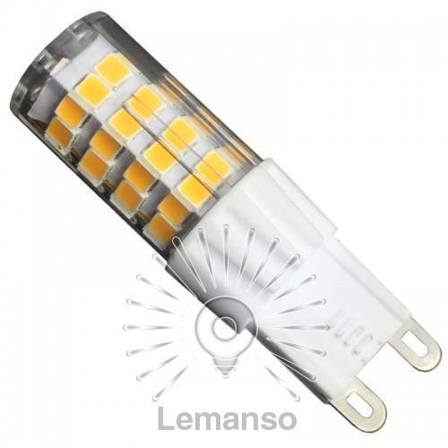 Лампа Lemanso LED G9 4,5 W 400LM 4500K 230V / LM378