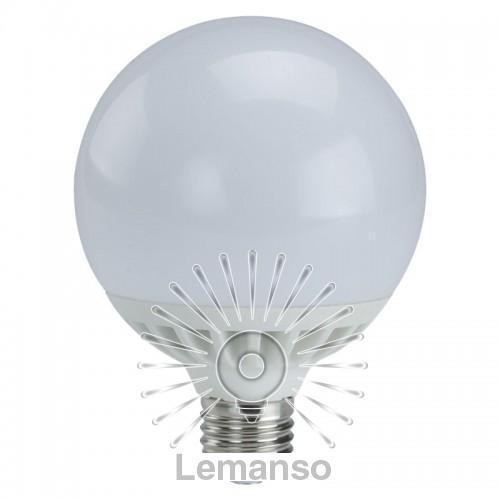 Лампа Lemanso св-ая G95 E27 15W 230V 1200Lm 4500K / LM397