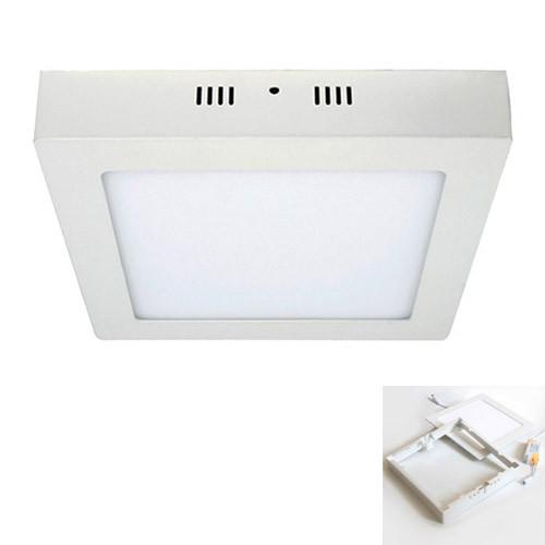 Светильник светодиодный накладной 6W (4100K) квадратный #564/1