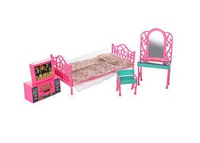 Большой домик для Барби с мебелью, фото 3