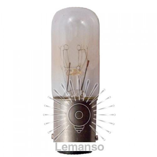 Лампа Lemanso T26 15W B15D для швейной машинки