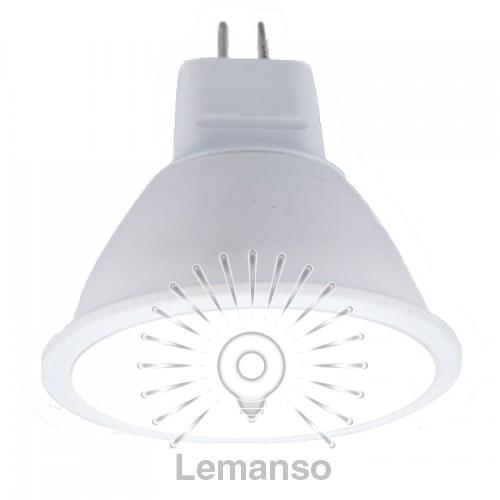 Лампа Lemanso св-ая MR16 7,0W 540LM 4000K 180-260V матовая / LM3014
