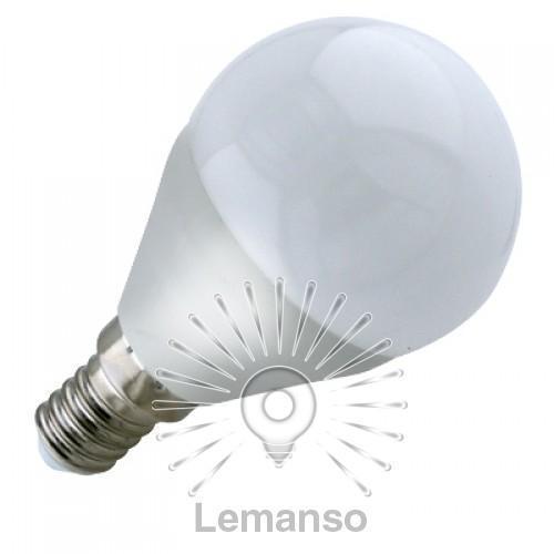 Лампа Lemanso св-ая 4W G45 E14 380LM 4000K 220-240V / LM3020 (гар.1год)