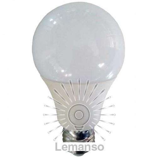 Лампа Lemanso св-ая 7W A60 E27 490LM 4000K 220-240V / LM246