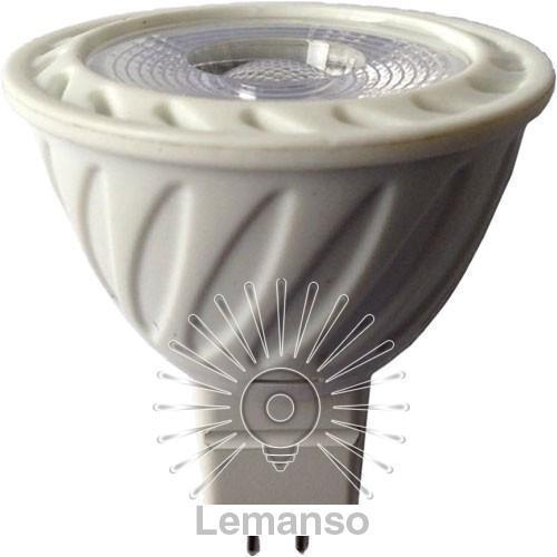 Лампа Lemanso св-ая MR16 7W 560LM 6500K 230V / LM233
