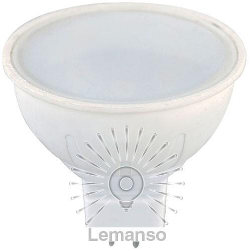 Лампа Lemanso св-ая MR16 5W 400LM синяя / LM388