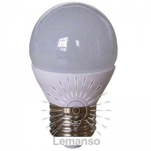 Лампа Lemanso св-ая G45 E27 5,0W 400LM 4500K 170-260V / LM748