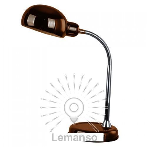 Настольная лампа Lemanso 60W E27 LMN101 бронзовая