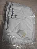 Защитная маска респиратор с угольным фильтром KN95 (с уровнем защиты 95% - PM 2.5 ) многоразовая Цена за 10 шт, фото 5